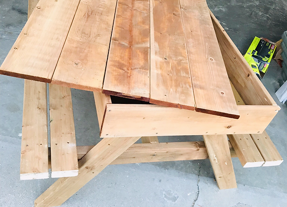 Discovery Picnic Table