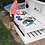Thumbnail: Outdoor Painted Kitchen with Two bowls and Base