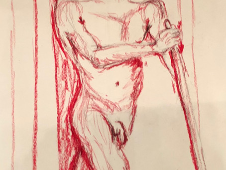 Planning lots of fun life drawing classes