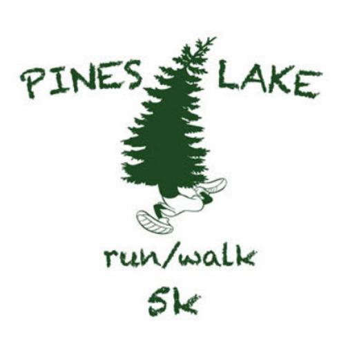 Pines Lake 5k run/walk