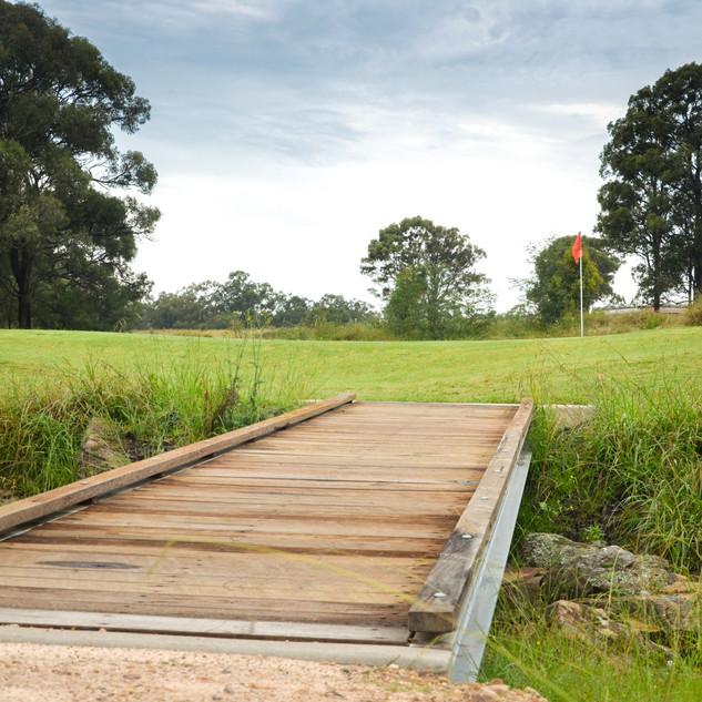 Bingara Gorge Golf Course