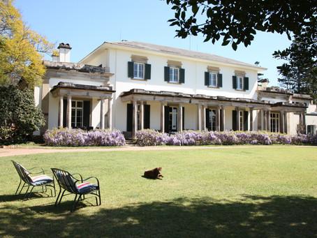 Stately Camden Park House