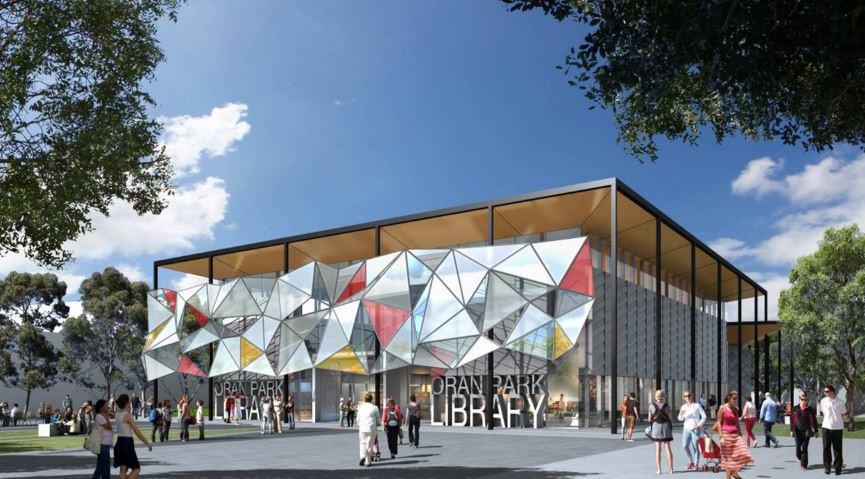 Camden Council Library Oran Park.JPG