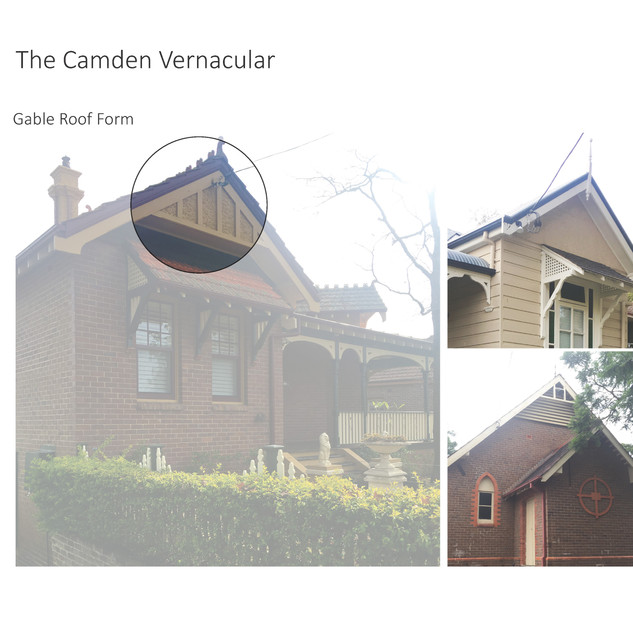 Camden Vernacular