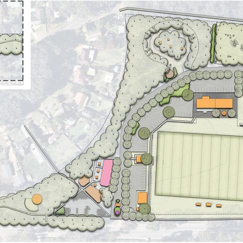 Appin Park Masterplan