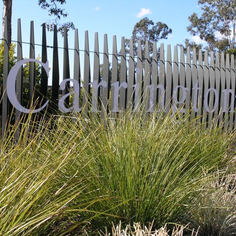 Carrington Centennial Care - Main Entry