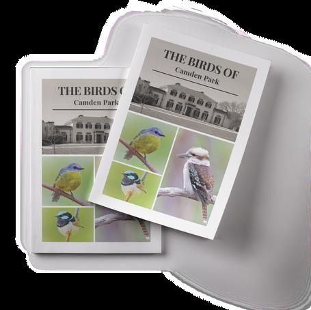The Birds of Camden Park House