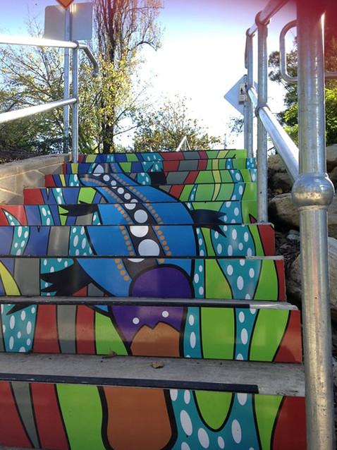 Little Sandy Bridge - Camden Artwork