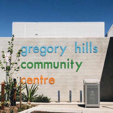 Gregory Hills Community Centre