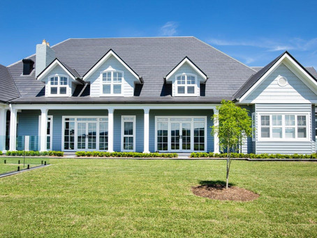 A Hamptons Style Residence