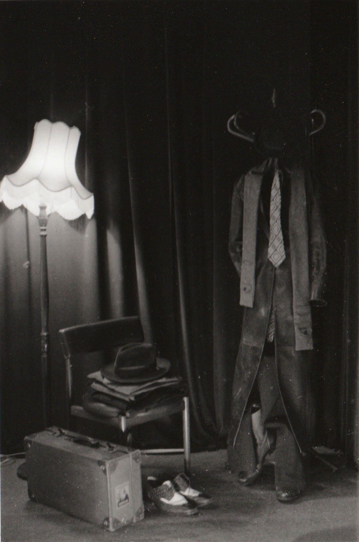 The Suit Case by David Miller