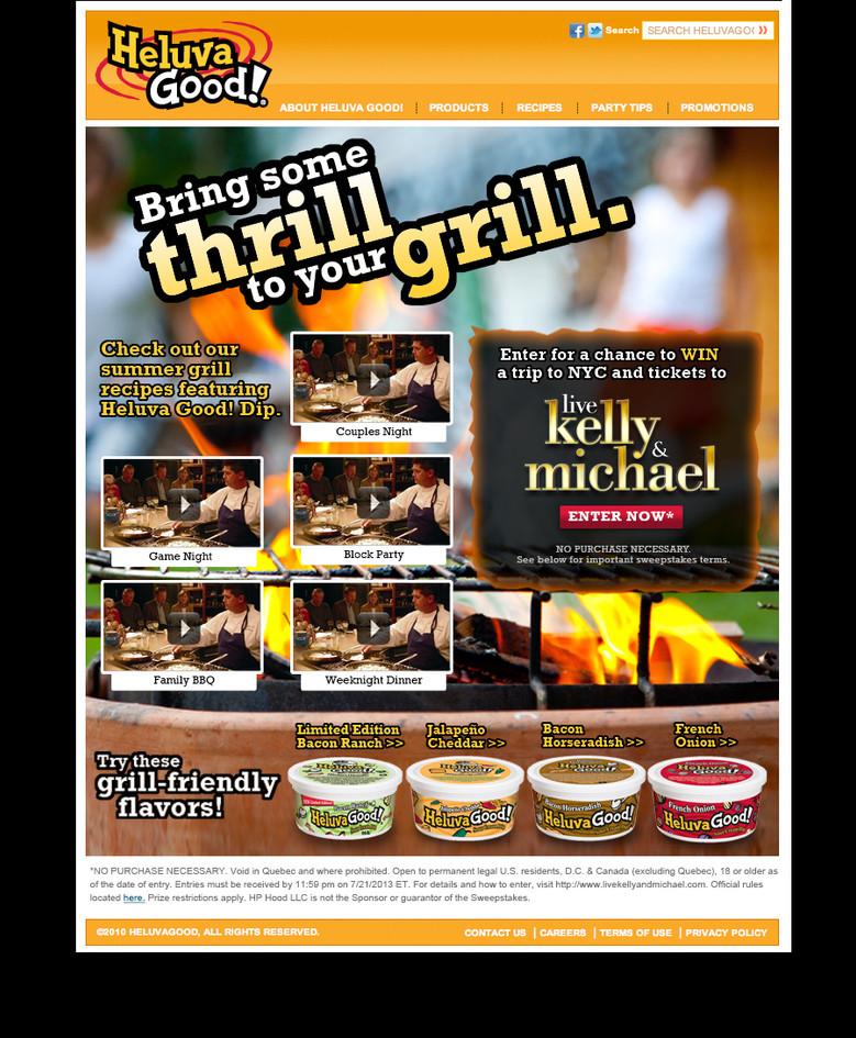 Grill Campaign
