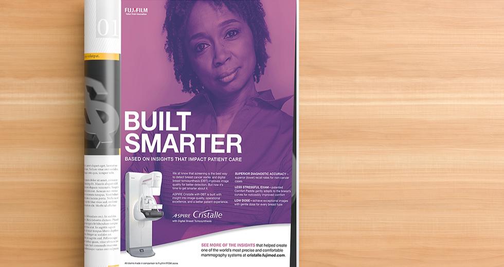 Print Publication Ad