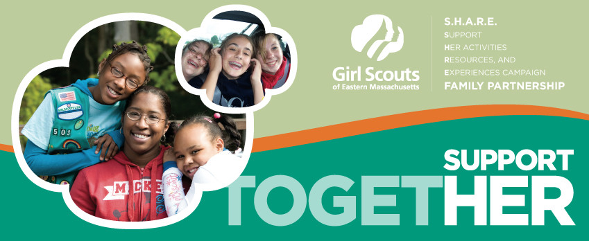 Girl Scouts Print Ad