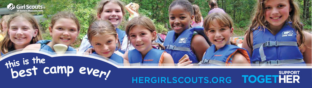 Girl Scouts Bill Board