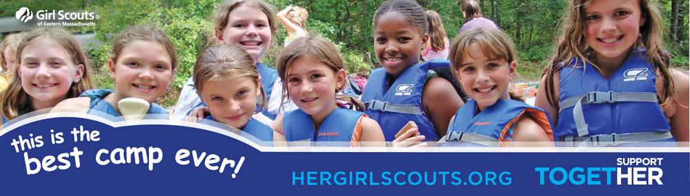 Girl Scouts Bill Board