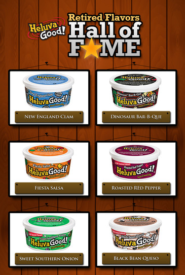 Retired Flavors Promotion