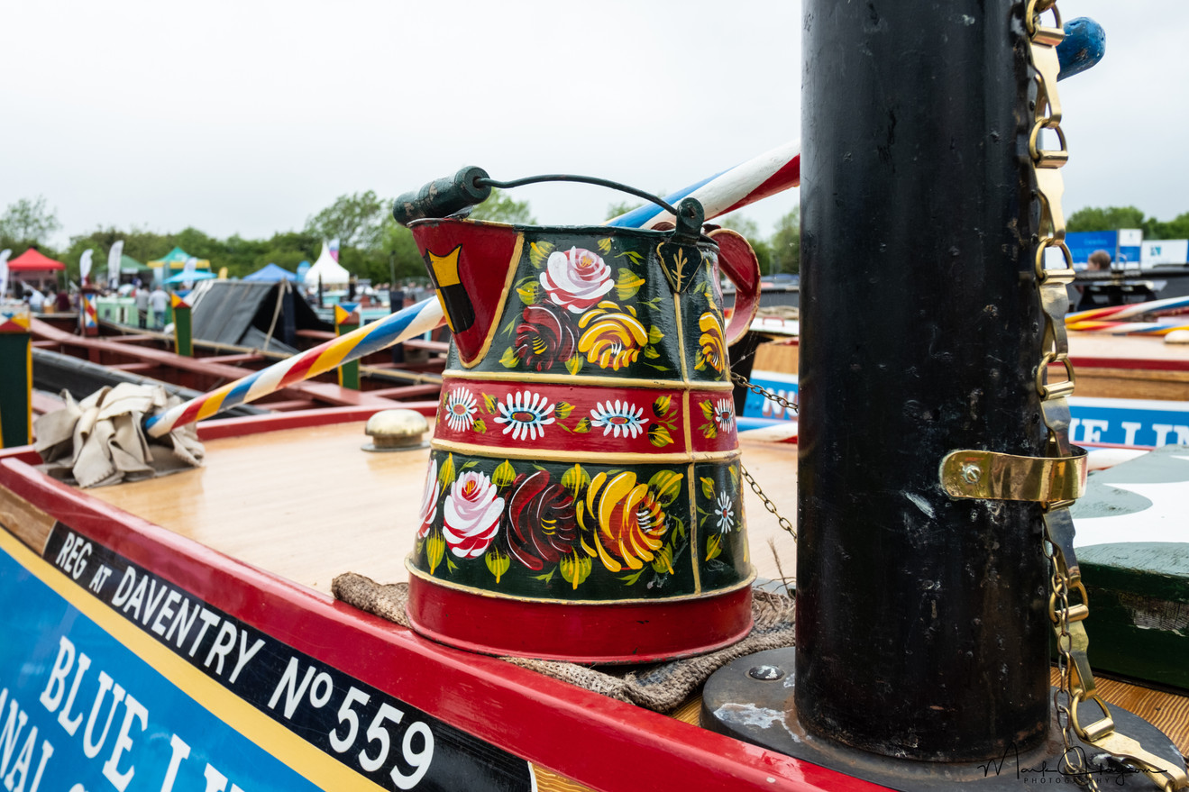 Picture taken at the Crick Boat Show 2019 by Mark Haysom Photography Bedfordshire.