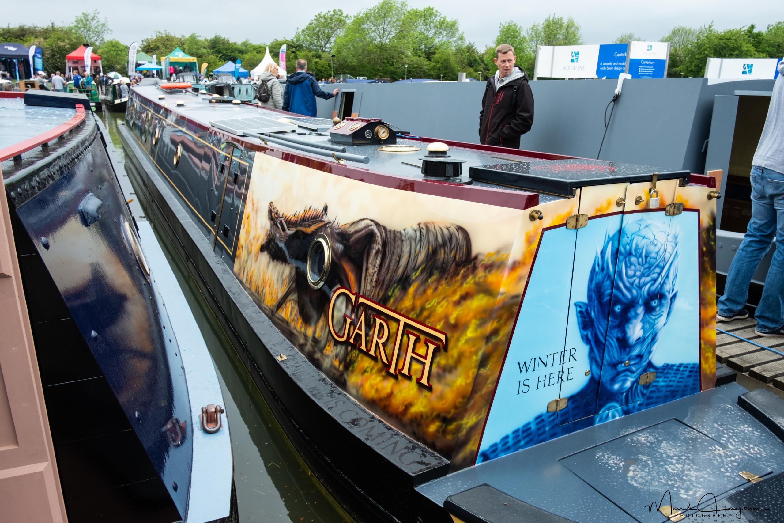 Crick 2019 Boat Show