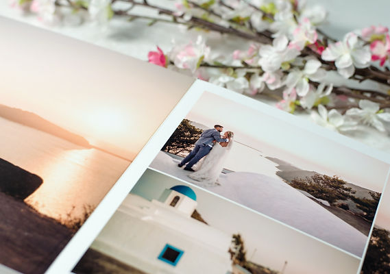 Ultimate Wedding Album Package By Mark Haysom Photography in Bedfordshire.