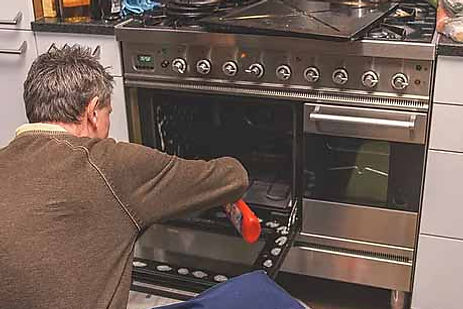 Oven Cleaning - LAS Cleaning Services