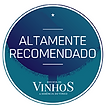 Revista de Vinhos Altamente Recomendado.
