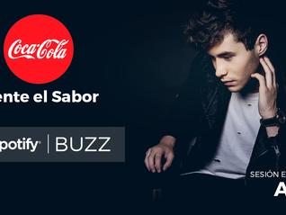 Spotify Buzz: ¡Llega por primera vez a México con ATL!