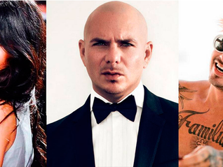 ESTRENO: Escucha lo nuevo de JBalvin, Camila Cabello y Pitbull 'Hey Ma'
