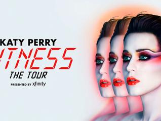 Katy Perry publicará su cuarto disco 'Witness' el próximo 9 de junio