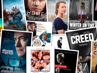 Estas son las películas nominadas a los Óscar que puedes ver ahora mismo.