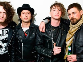 Carl Barât confirma el regreso de The Jackals