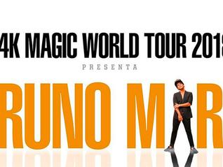 Brunos Mars regresa a México