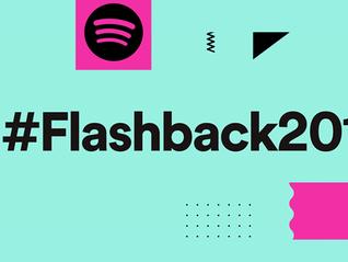Descubre las canciones que más escuchaste en 2016
