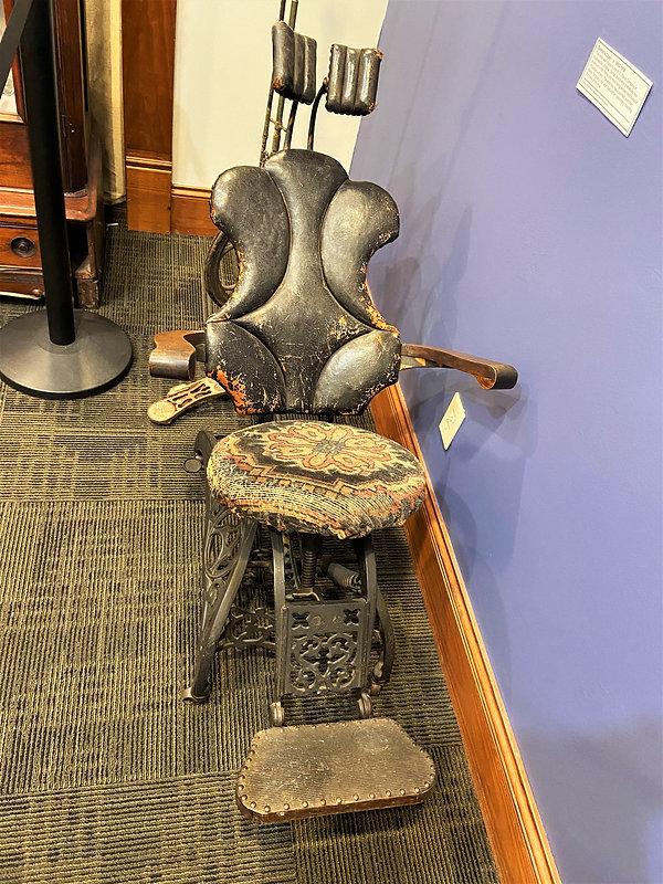 Photo 2 Dentist Chair artifact.jpg