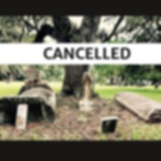 tt mbg tombstone tours cemetery cancelle