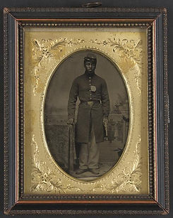 african american union soldier photo fro