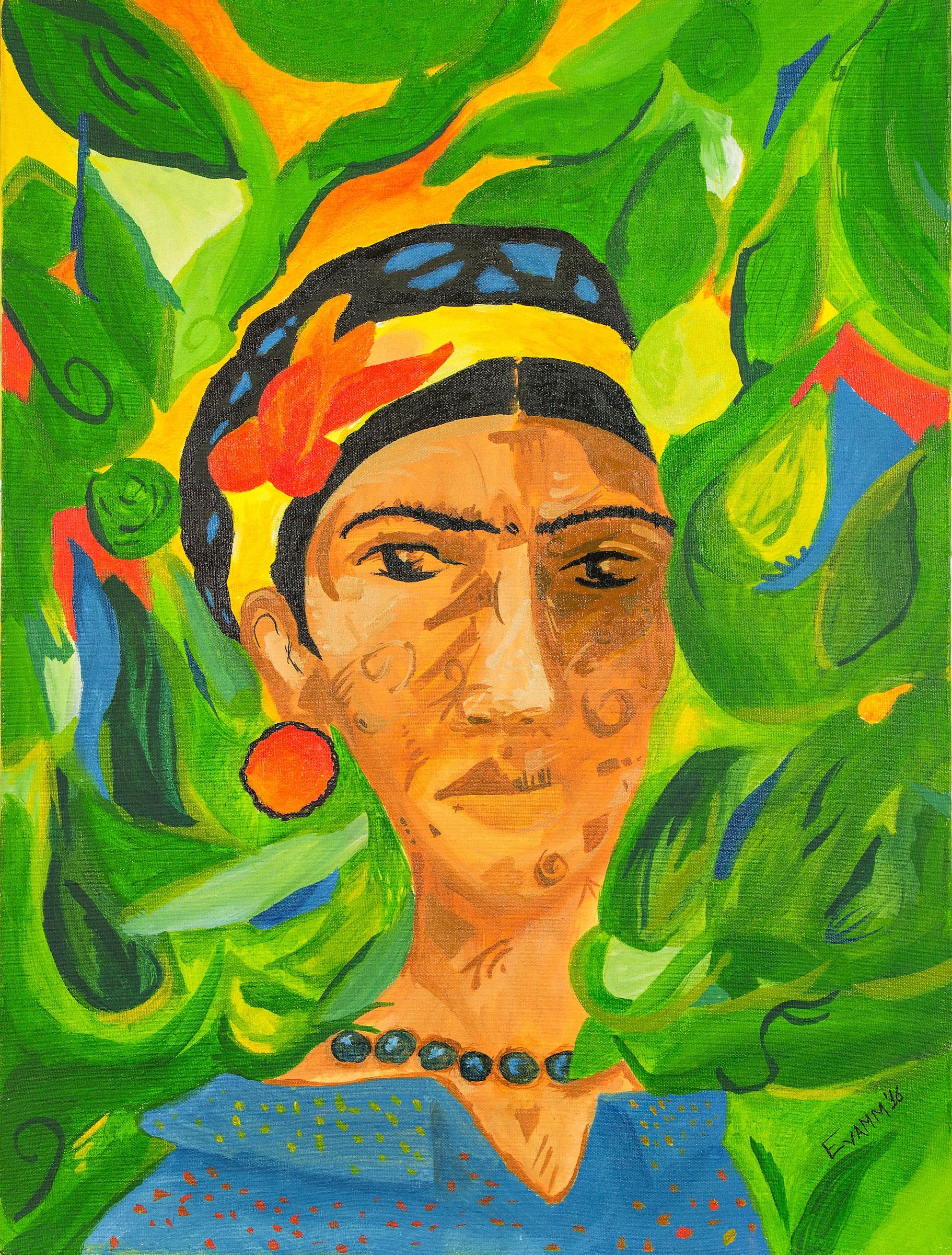 Mi Kahlo