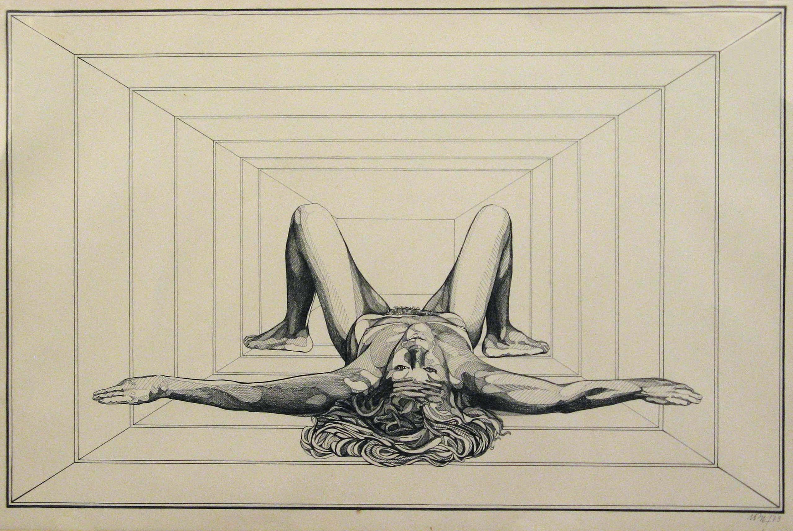 Martha Pelufo Desnudo