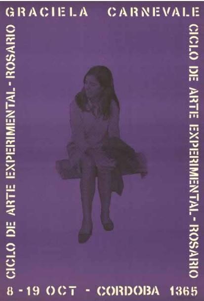 Convite para a exposição Encierro
