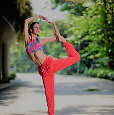 Yoga Teacher Marylene