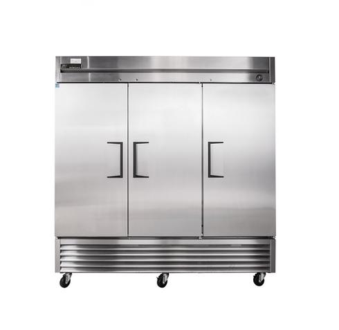 Refrigerador Vertical 3 Puertas Solidas