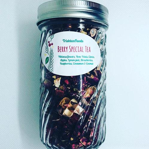 Berry Special Tea (12 oz. Jar)