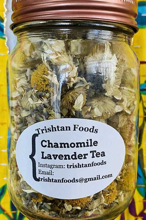 Chamomile-Lavender Tea