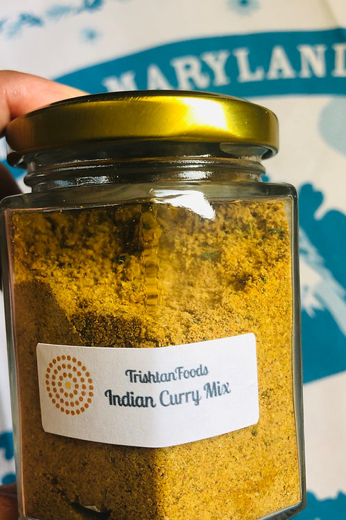 Indian Curry Mix spice blend 8.2 oz