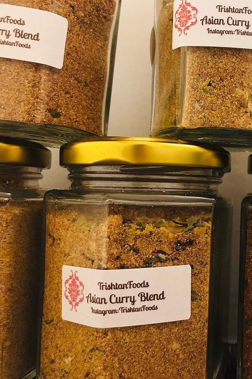 Asian Curry Blend (8 0z.)
