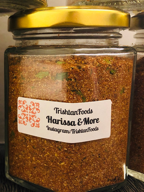 Harissa & More (8.2 oz.)