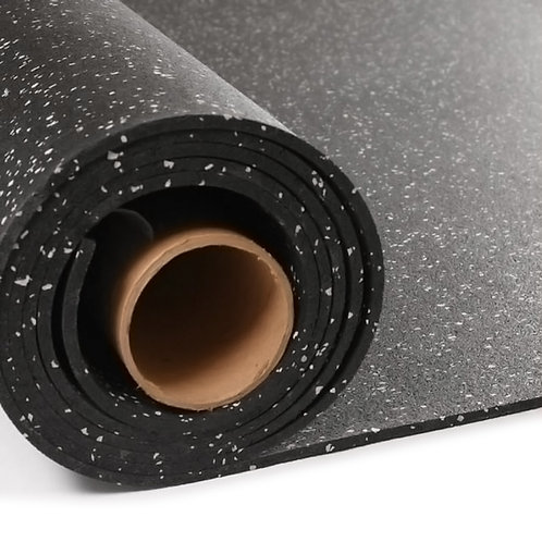 Rubber Floor Roll (15m x1,25m x 5mm-18,75m2) Basic