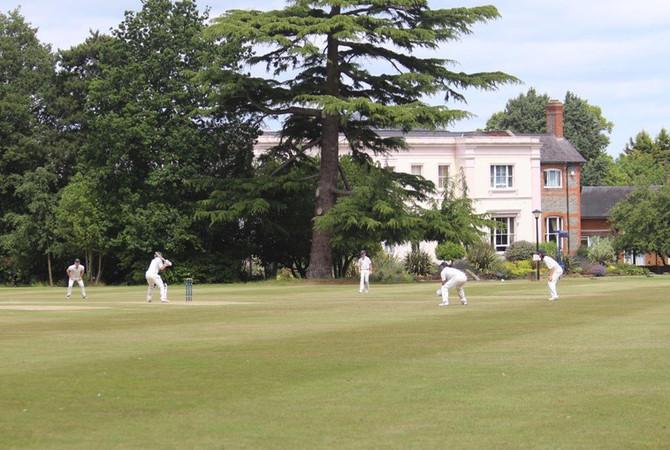 OLCC vs Cricket Society