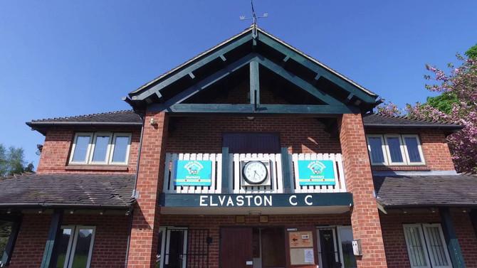 Elvaston CC vs OLCC