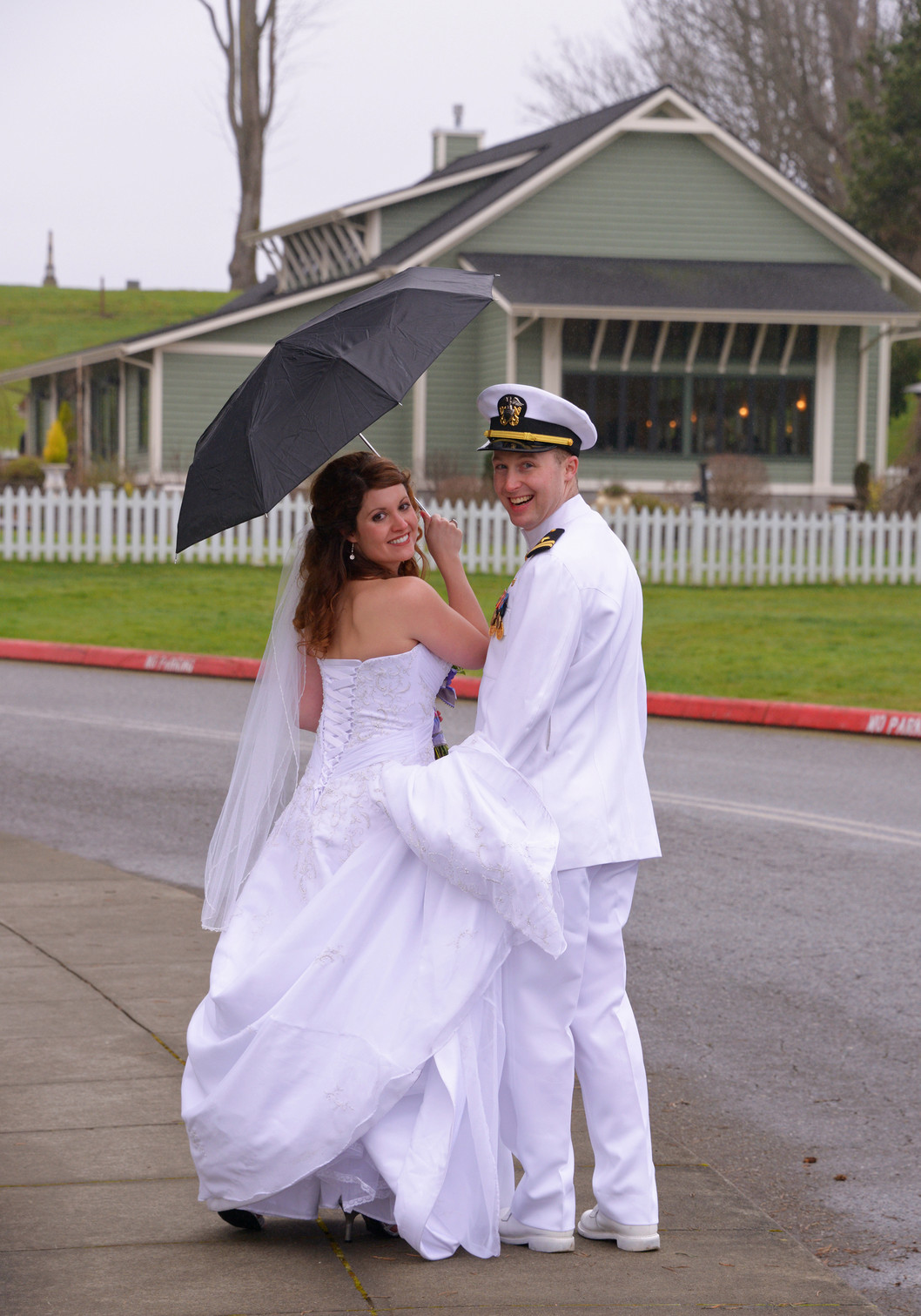 """""""April Showers""""....Wedding Tips for Rainy Days"""